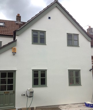 Mendip Decorators Exterior Decorating