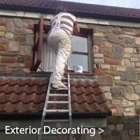 Exterior decorating - Mendips and Bristol
